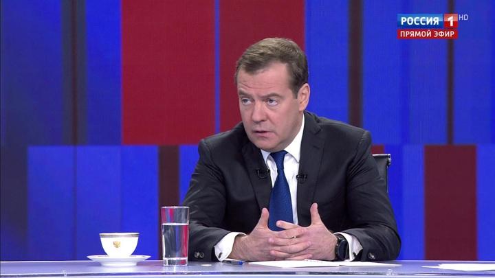 """""""Рукоприкладство недопустимо"""": Медведев рассказал о работе кабинета министров"""