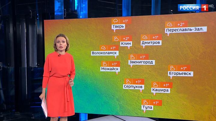 Зима в Москве берет паузу