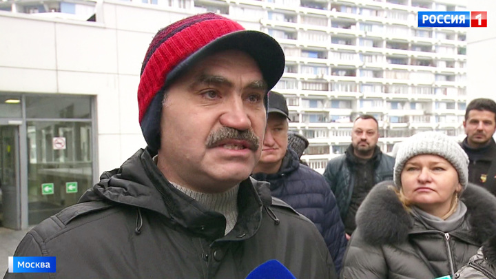 В Северном Чертанове конфликт жильцов с управляющей компанией дошел до полиции
