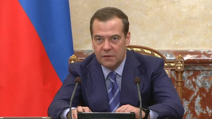 Медведев: многодетные семьи получат дополнительное финансирование