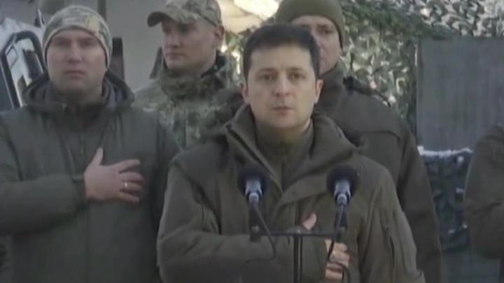 Идея Зеленского: реакция Москвы, Луганска и Донецка