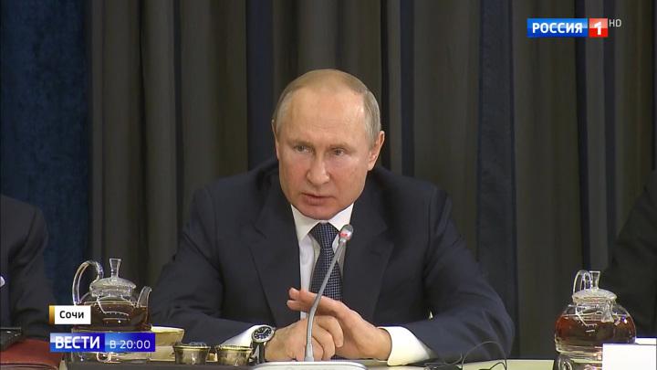 Когда все понятно без переводчика: о чем Путин договорился с немецкими бизнесменами
