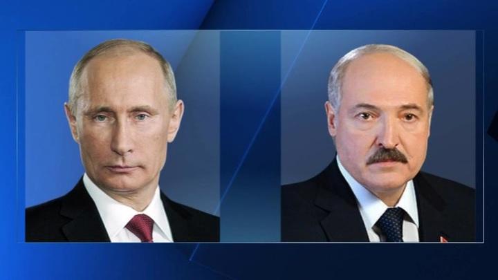 Углубление интеграции: Путин и Лукашенко встретятся в Сочи
