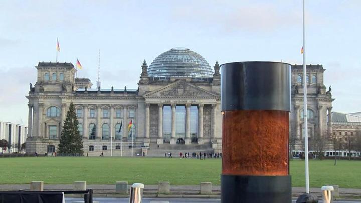 Скандальный арт-объект шокировал Германию
