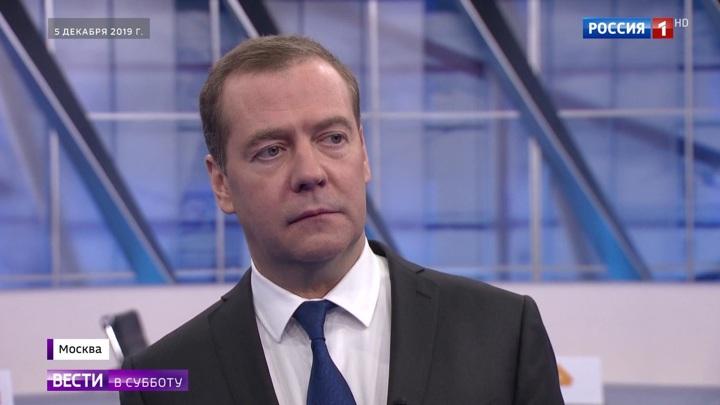 Медведев объяснил тонкости украинского транзита