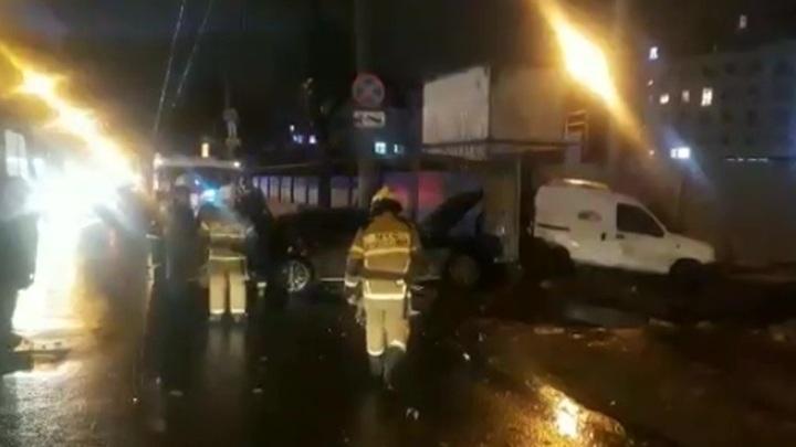 Машина сбила детей на тротуаре: виновник ДТП лишался прав за пьяную езду