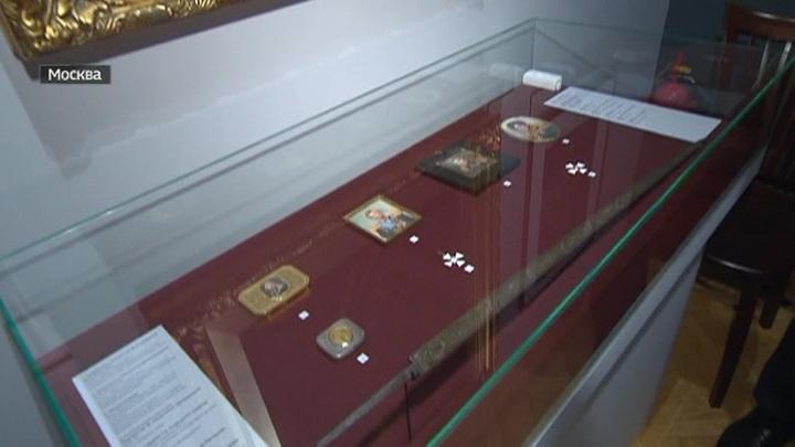 Ордену Святого Георгия посвятили уникальную выставку