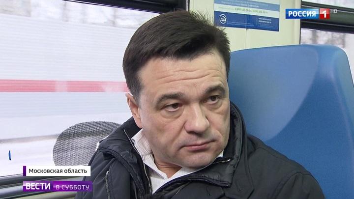 """Медицина, мусор, транспорт: интервью Андрея Воробьева """"Вестям в субботу"""""""