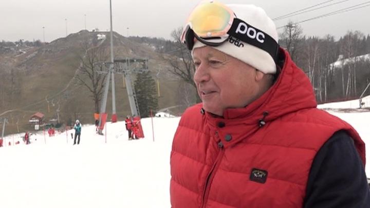 Зима в Подмосковье: Спорт! Снег! Смех!