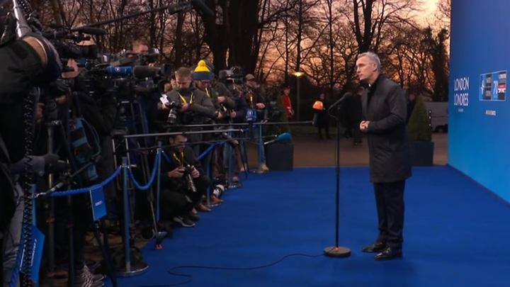 Йенс Столтенберг больше не считает Россию врагом НАТО