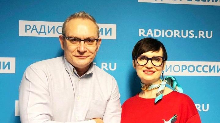 Вячеслав Коновалов и  Алла Волохина