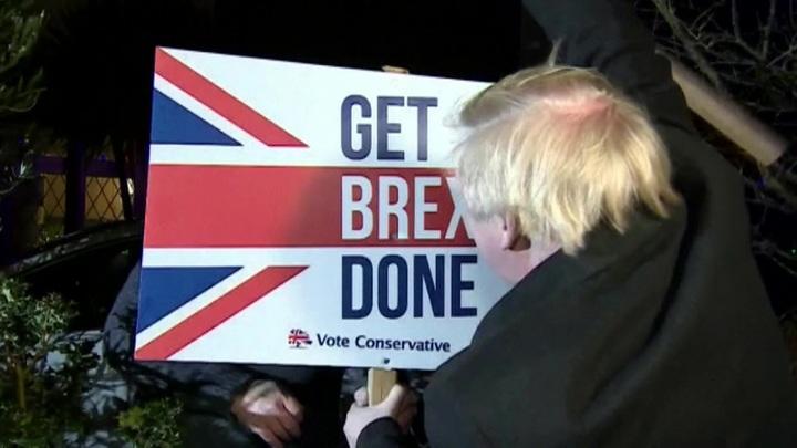 Досрочные выборы в Великобритании определят судьбу Brexit