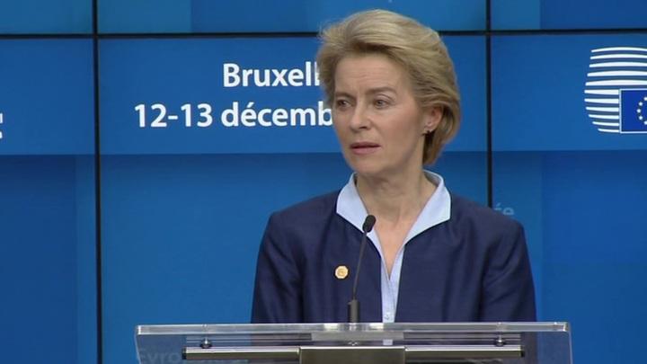 Снятие антироссийских санкций со стороны ЕС зависит от выполнения Минских соглашений