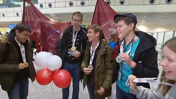 Российские школьники завоевали 6 медалей на естественно-научной олимпиаде в Катаре