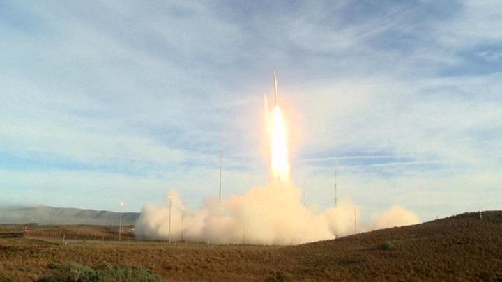 Неуклюжее представление: у США амбициозные планы по использованию новой ракеты