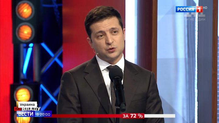 Отгородиться от проблем: Зеленский заговорил о стене с Донбассом