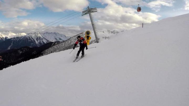 Добро пожаловать в Архыз! На Кавказе открылся горнолыжный сезон