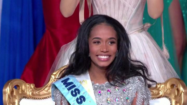 """""""Мисс мира"""" стала девушка из Ямайки, россиянку в финал не взяли"""