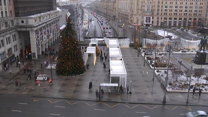Синоптики предупредили о погодной опасности в Москве
