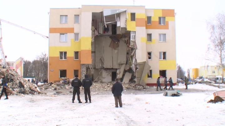 По факту взрыва дома под Белгородом задержаны трое газовщиков