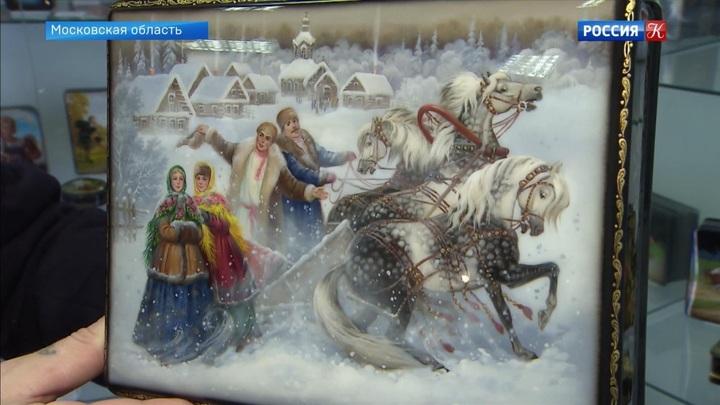 В Федоскино разгорается конфликт между руководством фабрики миниатюрной живописи и местными художниками