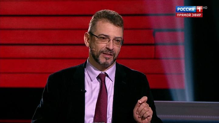 Вечер с Владимиром Соловьевым. Эфир от 18 декабря 2019 года