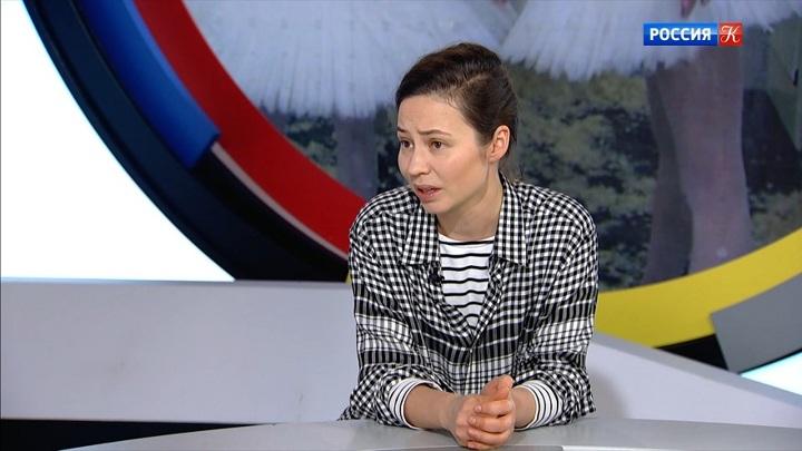 """Беседа с автором проекта """"Я, Майя Плисецкая"""" Марией Трегубовой"""