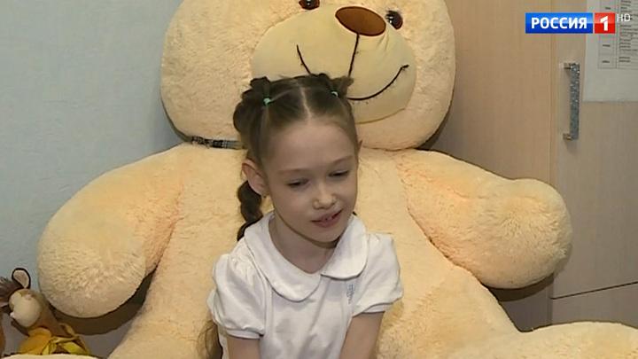 Помочь может каждый: 8-летней Камиле необходимо дорогостоящее лечение