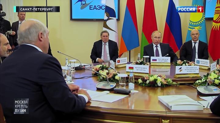 Вопросы интеграции: договорились ли Путин и Лукашенко?