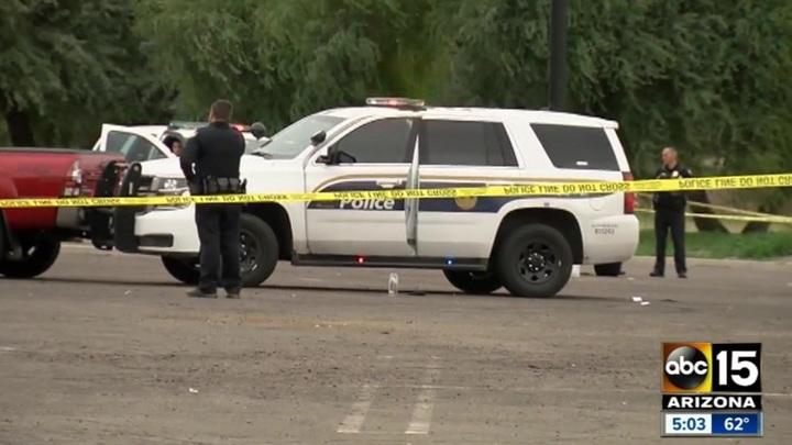 ЧП в Аризоне: полицейские застрелили открывшего огонь злоумышленника