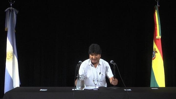 Выборы в Боливии: Эво Моралес настроен уверенно