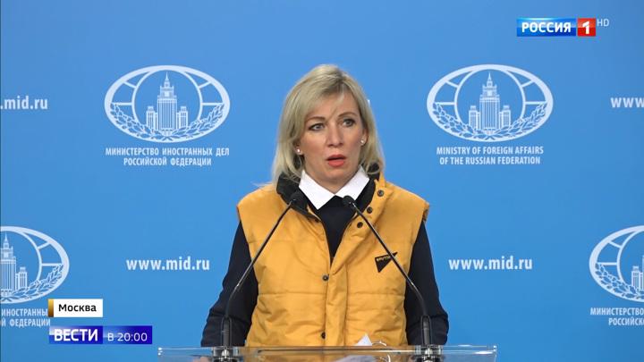 Zakharova: British Spooks Behind Persecution of Sputnik News in Estonia! Russia Promises Retaliation!
