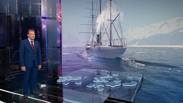 """Тайна """"Святой Анны"""": загадочная женщина на борту и новые версии гибели"""