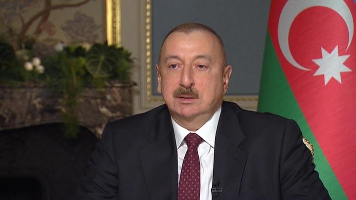 """""""Мнение"""": Ильхам Алиев о российско-азербайджанских проектах, энергетике и отношениях с ЕС"""