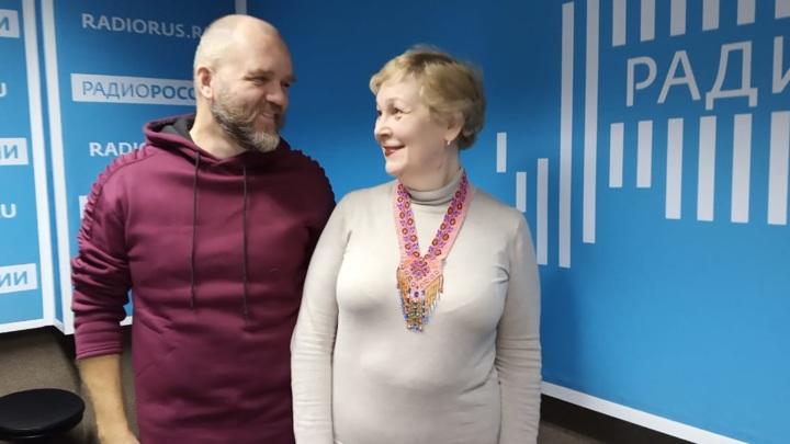 Дмитрий Конаныхин и  Елена Зайцева