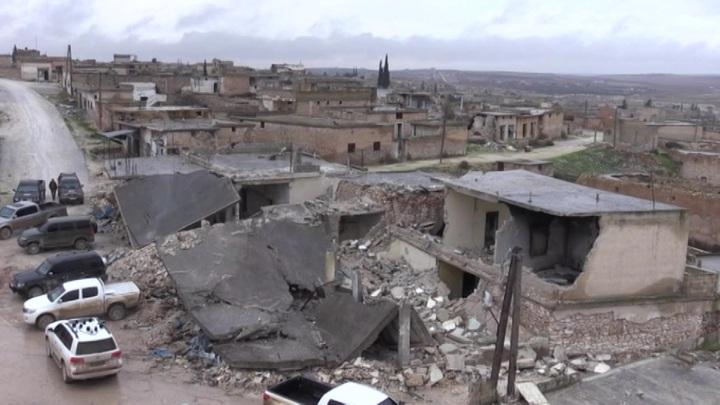 Правительственным войскам Сирии до столицы террористов осталось 45 километров