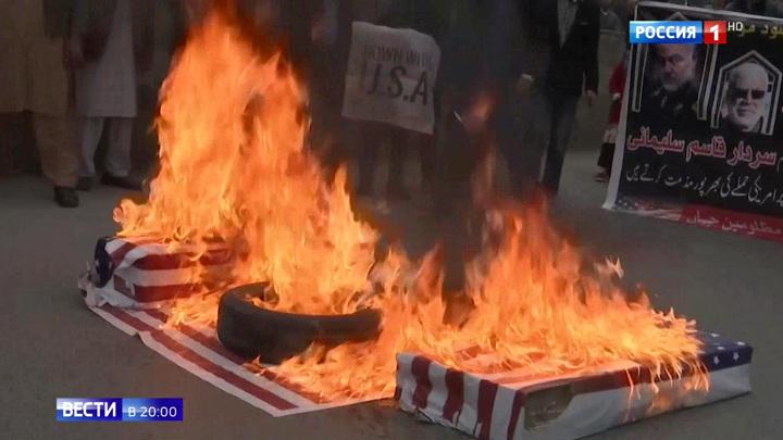 Красный флаг мести: как ответит Иран на убийство Сулеймани