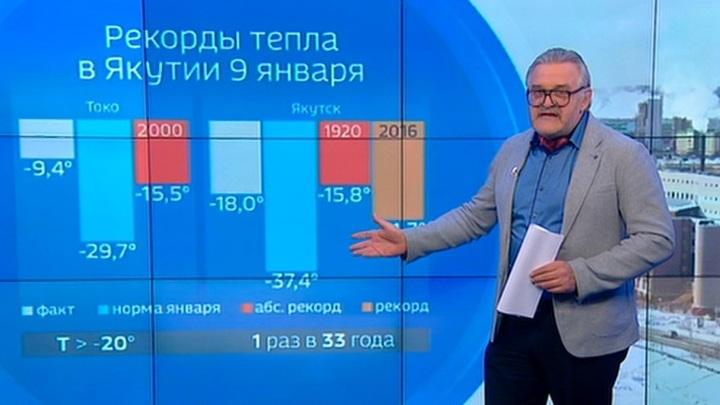 """""""Погода 24"""": снегопад в европейской России"""