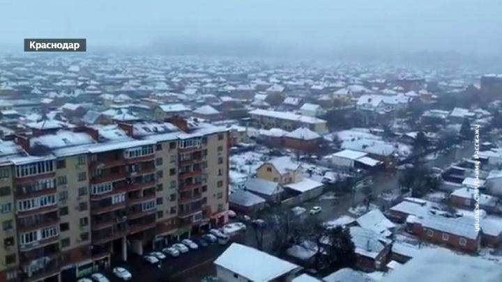 Аномальный январь: отыграется ли зима весной?