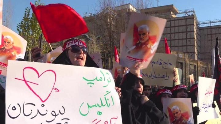 Ситуация накаляется: Иран внес Пентагон в список террористических организаций
