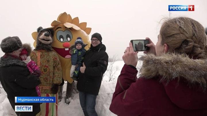Жители Заполярья впервые за 40 дней встретили рассвет