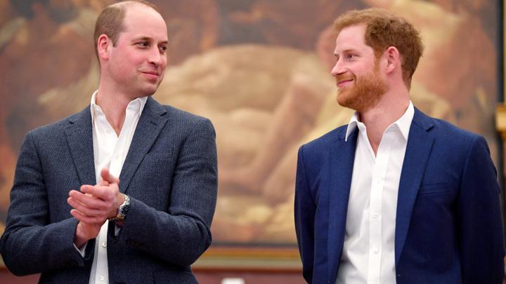"""Принцы Уильям и Гарри раскритиковали """"Би-би-си"""" из-за интервью Дианы"""