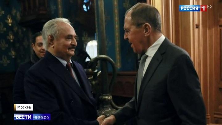 Точка мира: о чем удалось договориться на переговорах по Ливии