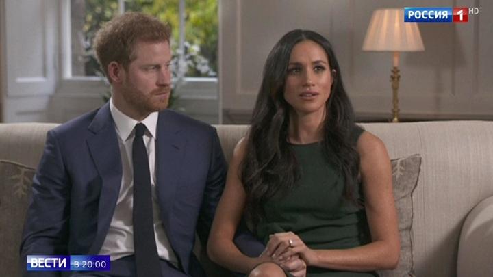 """Елизавета II отпустила принца Гарри и Маркл в новую жизнь с условием """"переходного периода"""""""