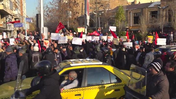 Ситуация в Иране вновь накаляется