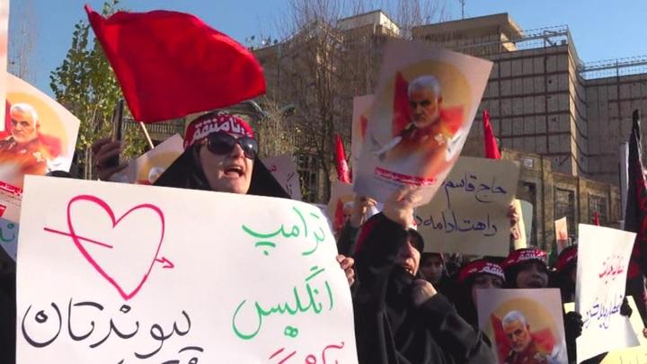 Иранский конфликт раскалывает западный политический истеблишмент