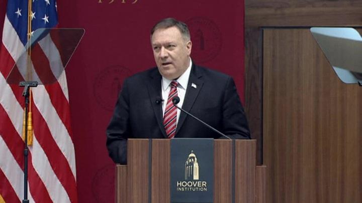 Майк Помпео пригрозил Ирану новыми санкциями