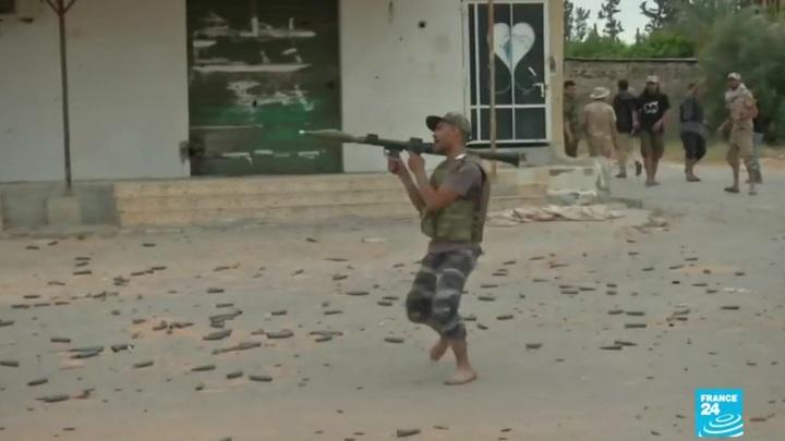 Халифа Хафтар вернулся в Ливию