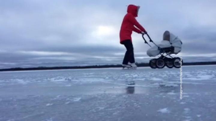 По тонкому льду: балет на Онежском озере закончился проверкой