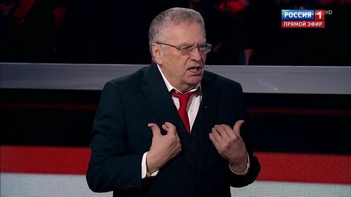 Вечер с Владимиром Соловьевым. Эфир от 15 января 2020 года